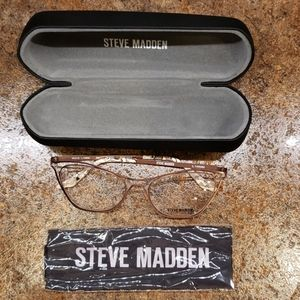 New! Steve Madden ophthalmic frames